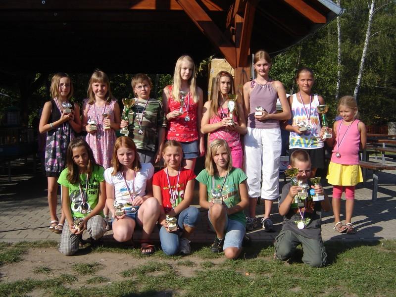 Vítězové na I. Pražském chovatelském dni